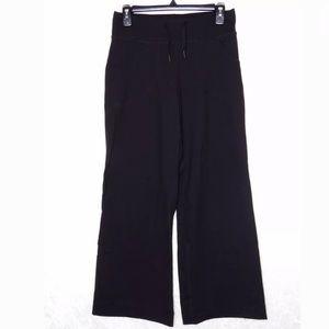 Lululemon 4 Wide Leg Pants as 4
